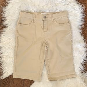 Children's place Girl shorts with adjustables